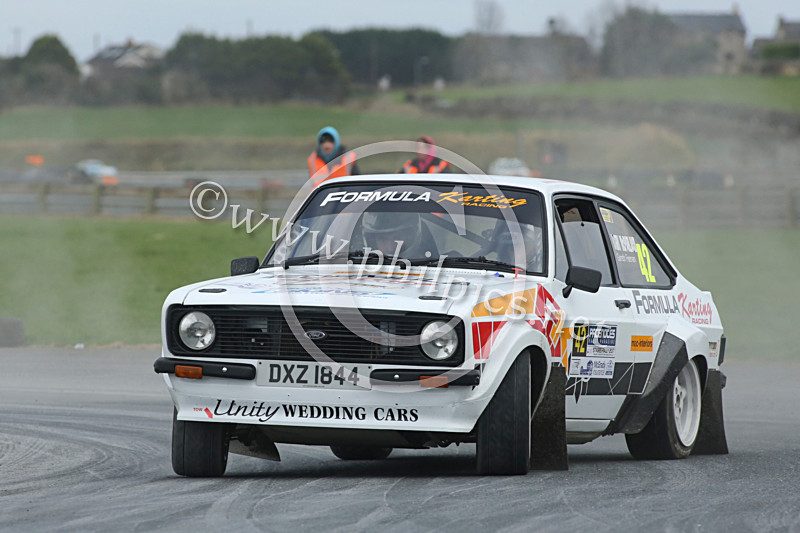 PNS 35 - PACENOTES MAGAZINE STAGES - KIRKISTOWN (2017)