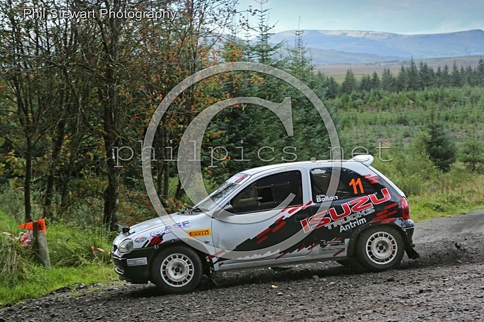 SS RTT 20 - MAGHERAFELT MOTOR CLUB SUNSET RALLY TIME TRIAL - DAVAGH (2016)