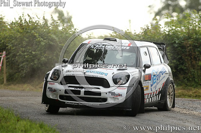 UL 9 - TODDS LEAP ULSTER RALLY (2015)