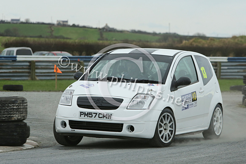 PNS 50 - PACENOTES MAGAZINE STAGES - KIRKISTOWN (2017)