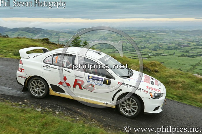 MR 3 - NEWRY AND DISTRICT MOURNE RALLY (2014)