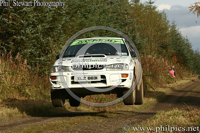 GLENS 4 - RIVER RIDGE RECYCLING GLENS OF ANTRIM STAGES (2012)
