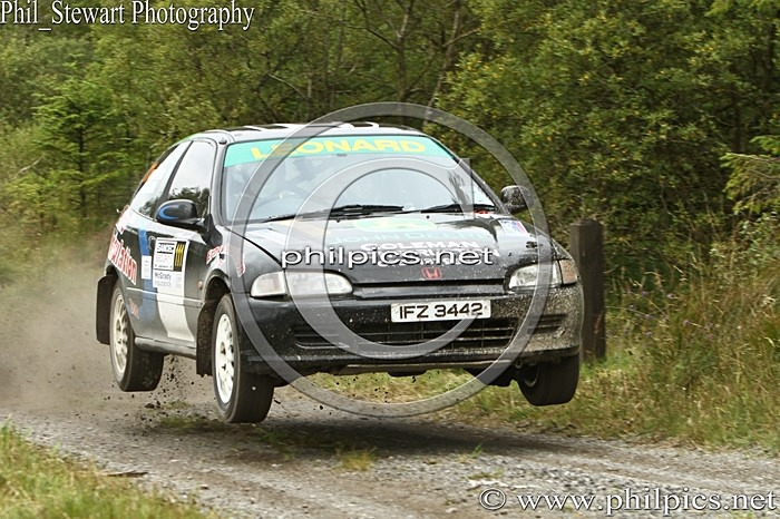 SS3 14 - SAMDEC SECURITY LAKELAND STAGES RALLY (2014)