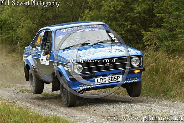 SS3 13 - SAMDEC SECURITY LAKELAND STAGES RALLY (2014)