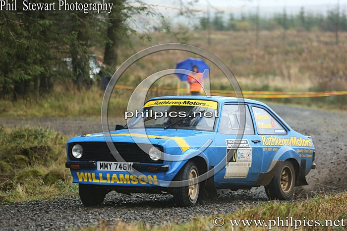 GLENS 1 - RIVER RIDGE RECYCLING GLENS OF ANTRIM RALLY (2015)