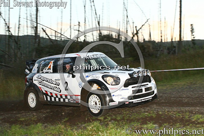 SS 19 - MAGHERAFELT AND DISTRICT MOTOR CLUB SUNSET RALLY (2013)