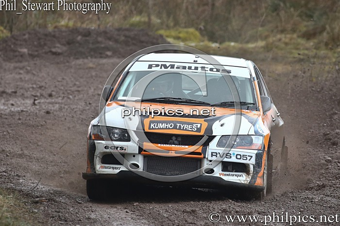 SR 10 - OMAGH MOTOR CLUB SPRING RALLY (2015)