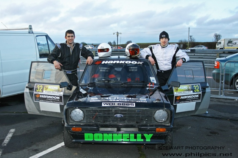 TEAM DONNELLY 7 - JMD RALLY TEAM @ PEDRO STAGES 2010 (KIRKISTOWN)