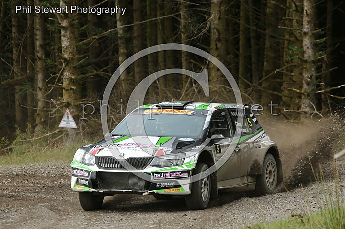 LSR 9 - TUFFMAC LAKELAND STAGES (2016)