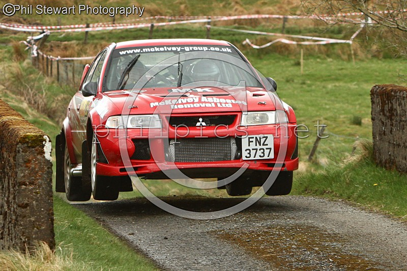 TOTS 14 - MAGHERAFELT AND DISTRICT MOTOR CLUB TOUR OF THE SPERRINS (2013)