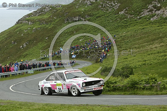 DONEGAL 23 - JOULE DONEGAL INTERNATIONAL RALLY (2016)