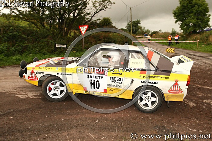 UR 18 - TODDS LEAP ULSTER RALLY (2013)