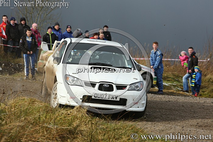 SR 12 - OMAGH MOTOR CLUB SPRING RALLY (2015)