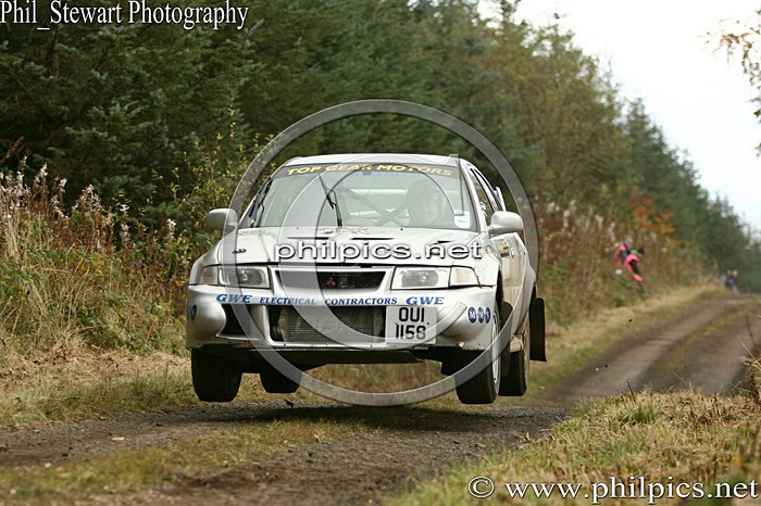 GLENS 19 - RIVER RIDGE RECYCLING GLENS OF ANTRIM STAGES (2012)