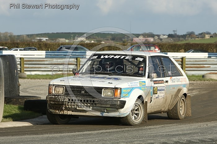 PN 18 - PACENOTES RALLY MAGAZINE STAGES (2016) - KIRKISTOWN