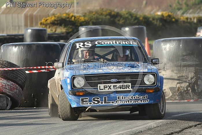 PN 2 - PACENOTES RALLY MAGAZINE STAGES (2016) - KIRKISTOWN
