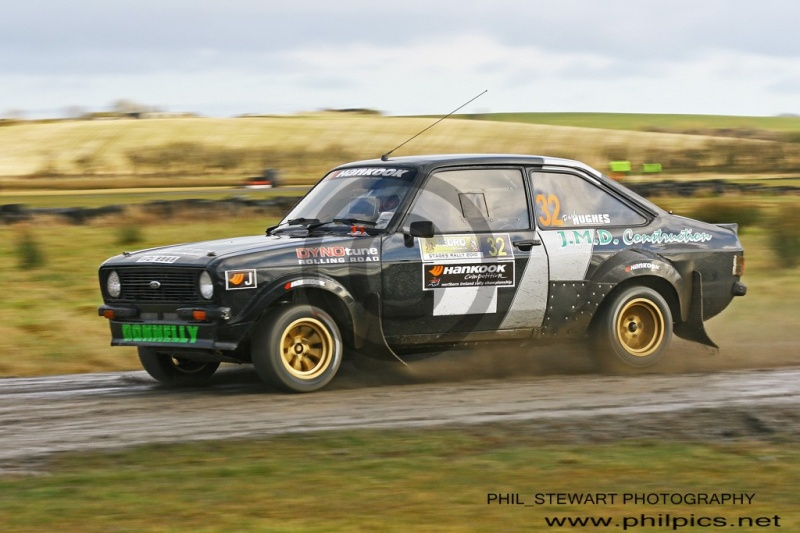 TEAM DONNELLY 4 - JMD RALLY TEAM @ PEDRO STAGES 2010 (KIRKISTOWN)