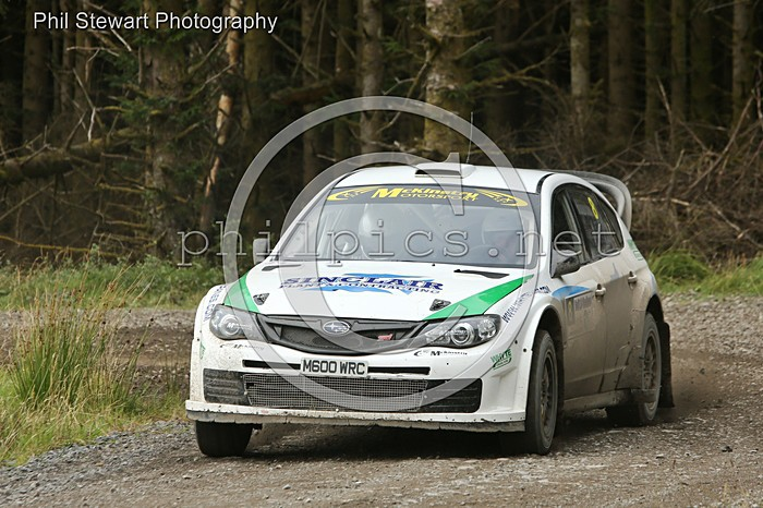 LSR 11 - TUFFMAC LAKELAND STAGES (2016)