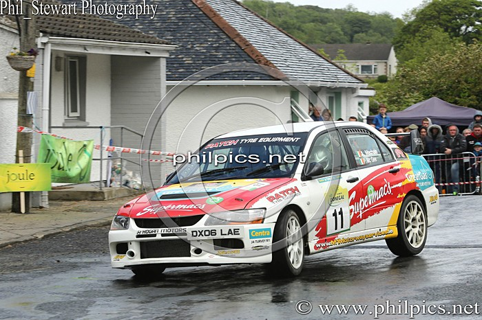 DI 24 - JOULE DONEGAL INTERNATIONAL RALLY (2015)