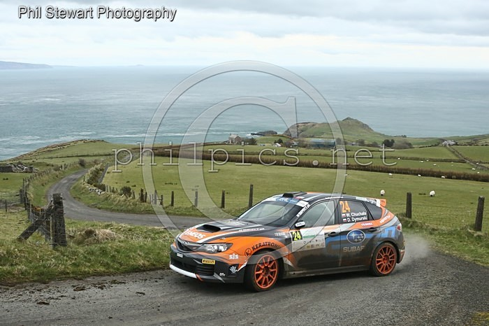 COI 10 - ERC CIRCUIT OF IRELAND (2016)