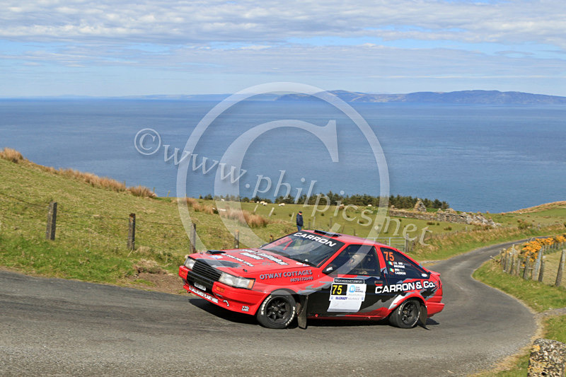 GLENS 15 - RIVER RIDGE RECYCLING GLENS OF ANTRIM RALLY (2017)