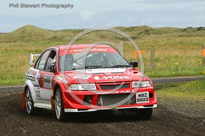 TS 14 - COOKSTOWN MOTOR CLUB McGRADY INSURANCE TYRONE STAGES (2016)