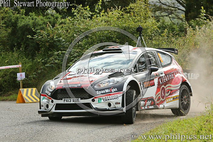 UL 4 - TODDS LEAP ULSTER RALLY (2015)