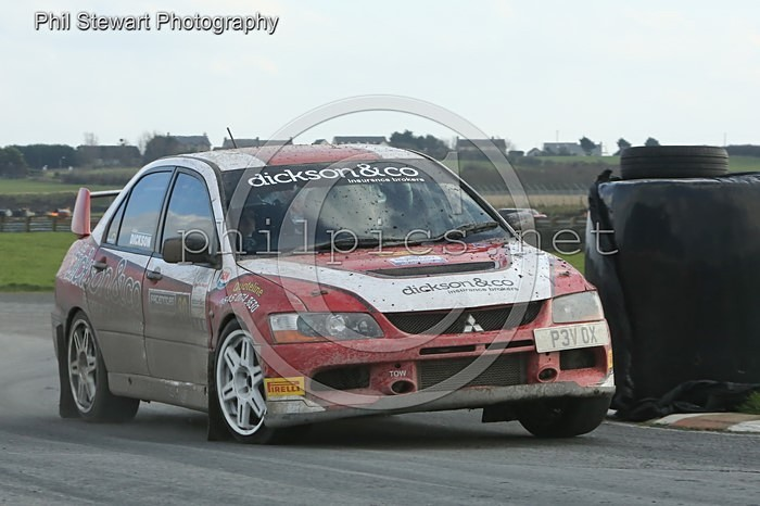 PN 19 - PACENOTES RALLY MAGAZINE STAGES (2016) - KIRKISTOWN