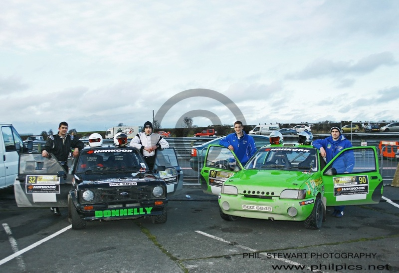 TEAM DONNELLY 8 - JMD RALLY TEAM @ PEDRO STAGES 2010 (KIRKISTOWN)
