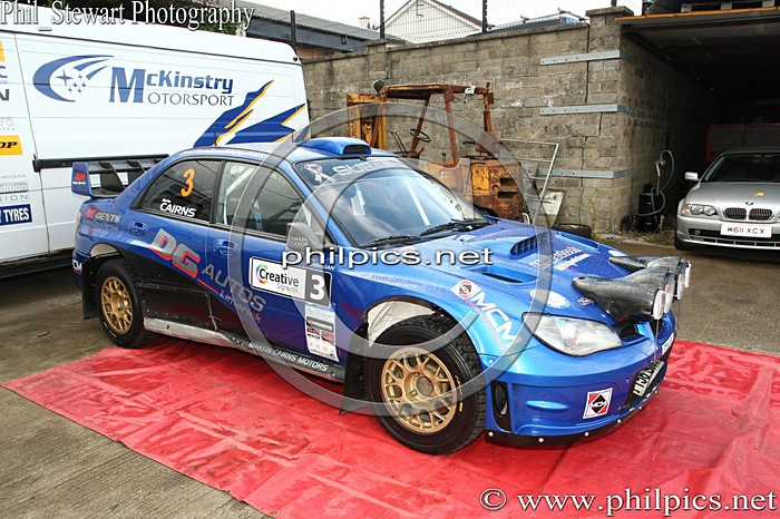 SS 5 - MAGHERAFELT AND DISTRICT MOTOR CLUB SUNSET RALLY (2013)