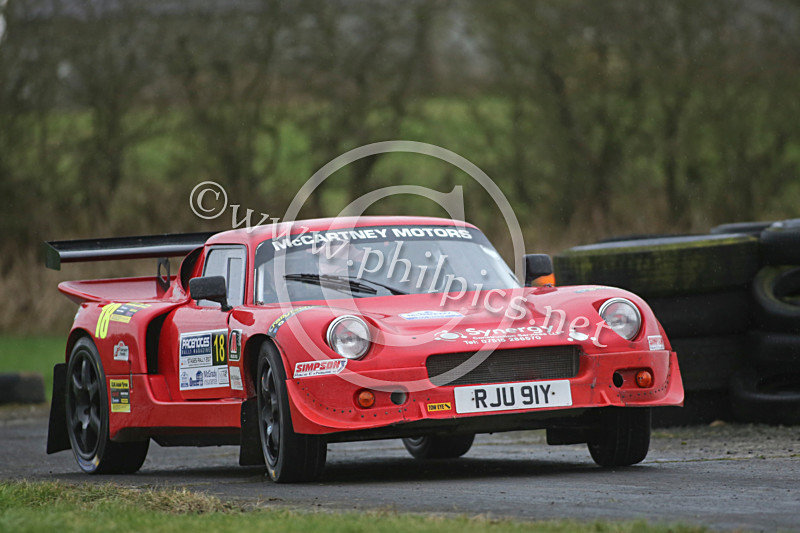PNS 11 - PACENOTES MAGAZINE STAGES - KIRKISTOWN (2017)