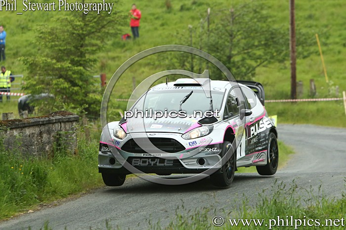 DI 5 - JOULE DONEGAL INTERNATIONAL RALLY (2015)