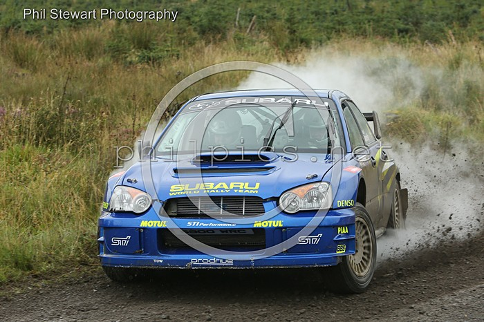 LSR 7 - TUFFMAC LAKELAND STAGES (2016)