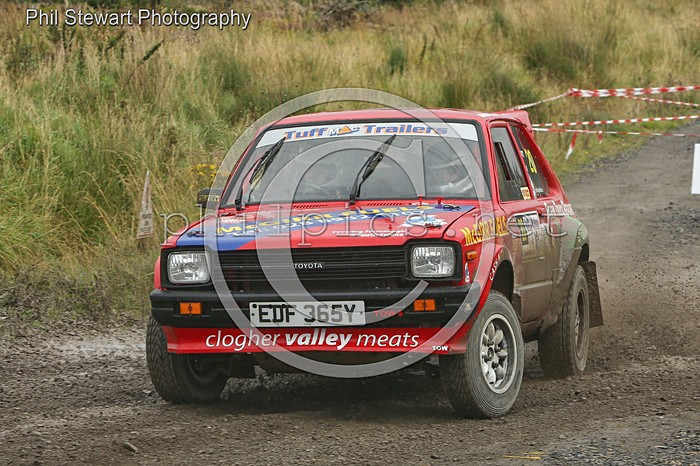 LSR 22 - TUFFMAC LAKELAND STAGES (2016)