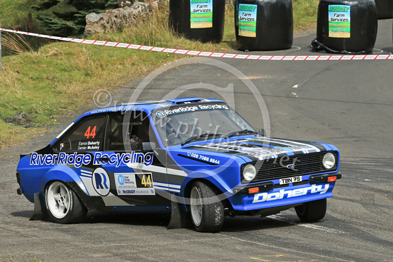 GLENS 7 - RIVER RIDGE RECYCLING GLENS OF ANTRIM RALLY (2017)