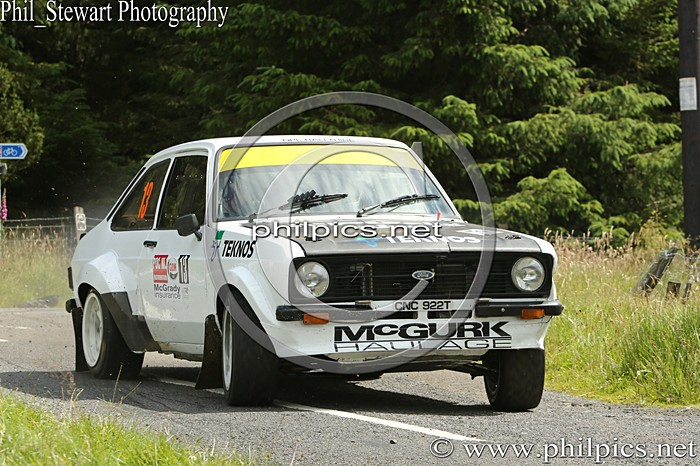 POC 21 - POC (NI) OILS STAGES RALLY (2015)