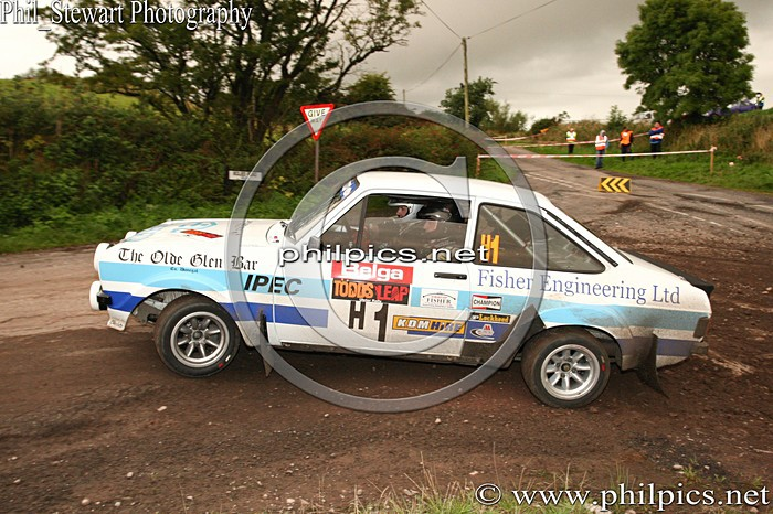 UR 19 - TODDS LEAP ULSTER RALLY (2013)