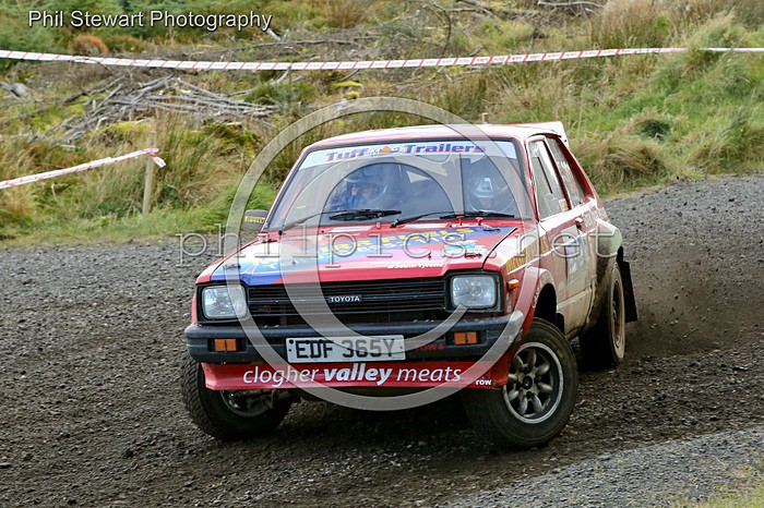 GLENS 20 - RIVER RIDGE RECYCLING GLENS OF ANTRIM RALLY (2016)