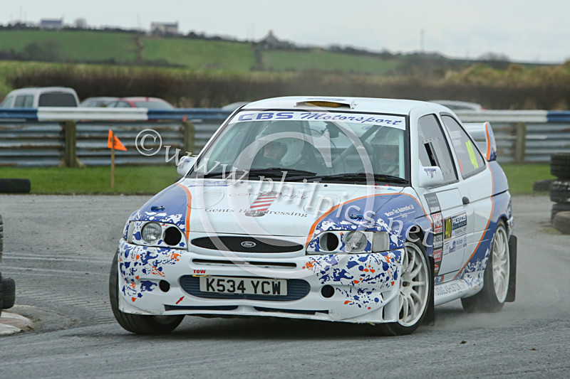 PNS 31 - PACENOTES MAGAZINE STAGES - KIRKISTOWN (2017)