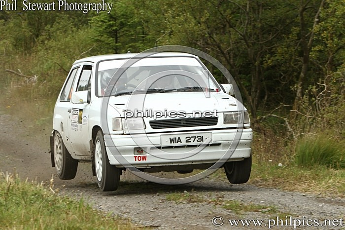 SS3 15 - SAMDEC SECURITY LAKELAND STAGES RALLY (2014)