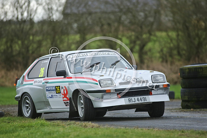PNS 20 - PACENOTES MAGAZINE STAGES - KIRKISTOWN (2017)