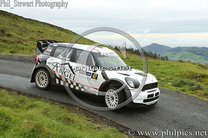 MR 7 - NEWRY AND DISTRICT MOURNE RALLY (2014)