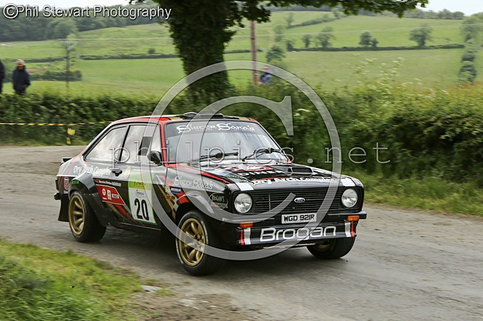 DONEGAL 19 - JOULE DONEGAL INTERNATIONAL RALLY (2016)