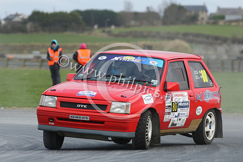 PNS 52 - PACENOTES MAGAZINE STAGES - KIRKISTOWN (2017)