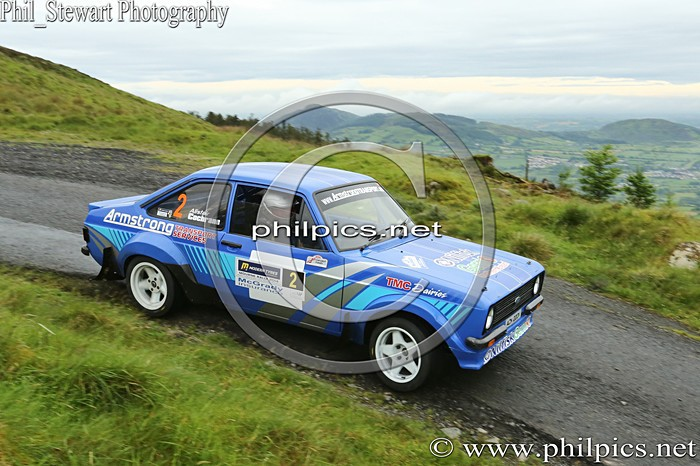 MR 4 - NEWRY AND DISTRICT MOURNE RALLY (2014)