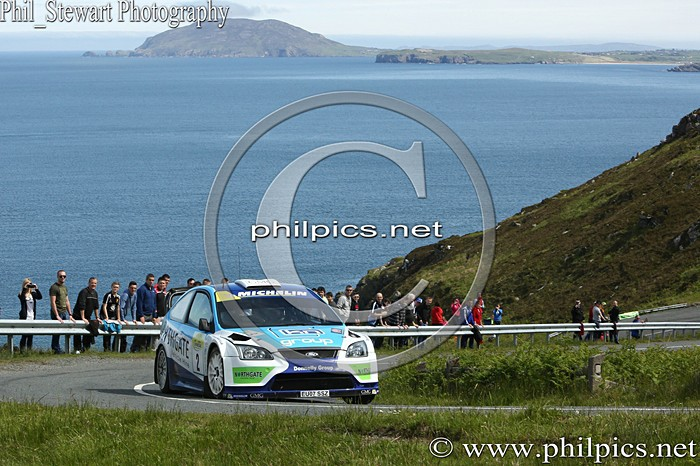 DI 8 - JOULE DONEGAL INTERNATIONAL RALLY (2015)