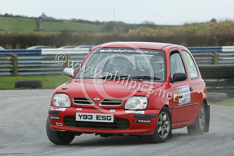 PNS 57 - PACENOTES MAGAZINE STAGES - KIRKISTOWN (2017)