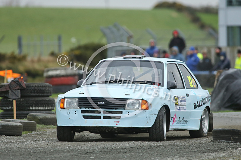 PNS 24 - PACENOTES MAGAZINE STAGES - KIRKISTOWN (2017)
