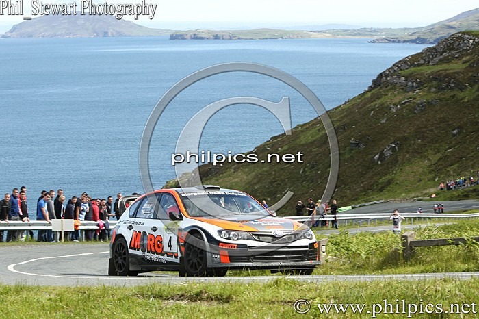 DI 14 - JOULE DONEGAL INTERNATIONAL RALLY (2015)