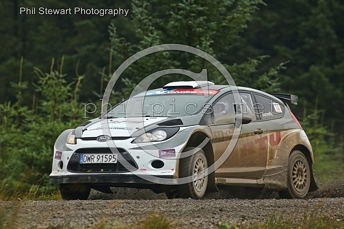 BW 19 - OMAGH MOTOR CLUB BUSHWACKER RALLY (2016)